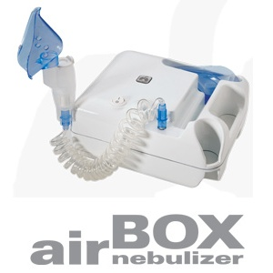 AIRBOX * MEDAIR Inhalators nebulaizers